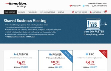 http://www.inmotionhosting.com/business-hosting