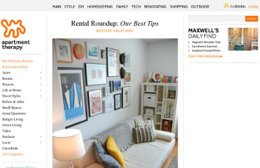 http://www.apartmenttherapy.com/rental-roundup-our-best-tips-186715