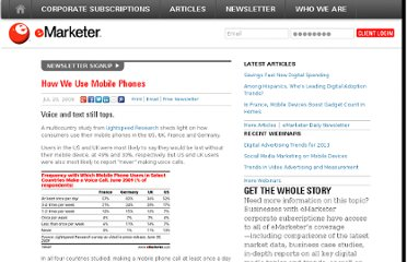http://www.emarketer.com/Article/How-Use-Mobile-Phones/1007183