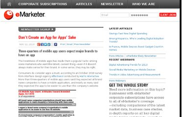 http://www.emarketer.com/Article/Dont-Create-App-Apps-Sake/1008055