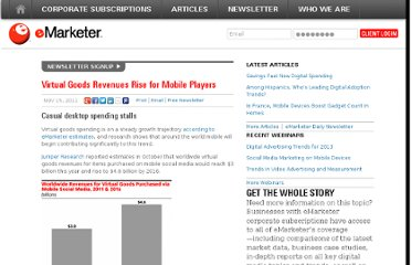 http://www.emarketer.com/Article/Virtual-Goods-Revenues-Rise-Mobile-Players/1008692