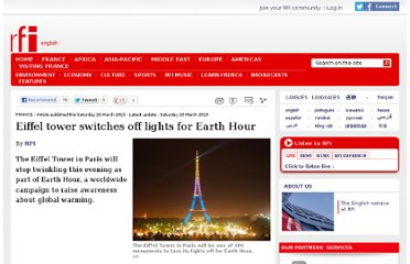 http://www.english.rfi.fr/general/20130323-eiffel-tower-switches-lights-earth-hour