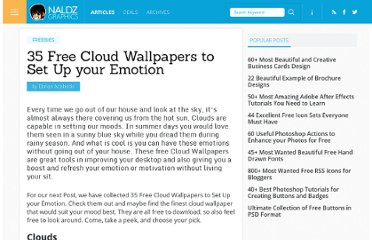 http://naldzgraphics.net/freebies/free-cloud-wallpapers/
