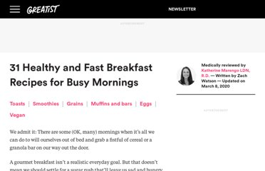 http://greatist.com/health/30-healthy-breakfast-snacks-mornings-run