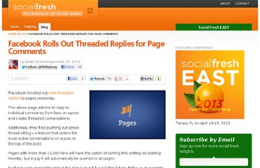 http://socialfresh.com/threaded-replies-for-facebook-page-comments/