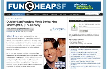 http://sf.funcheap.com/outdoor-san-francisco-movie-series-months-1995-cannery/