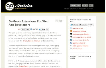 http://addyosmani.com/blog/devtools-extensions-for-webapp-developers/