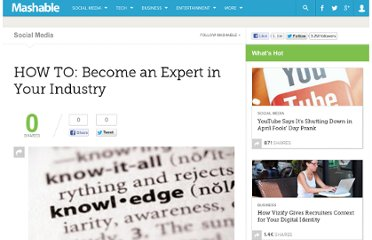 http://mashable.com/2009/10/27/industry-expert-how-to/