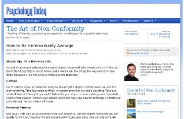 http://www.psychologytoday.com/blog/the-art-non-conformity/201008/how-be-unremarkably-average