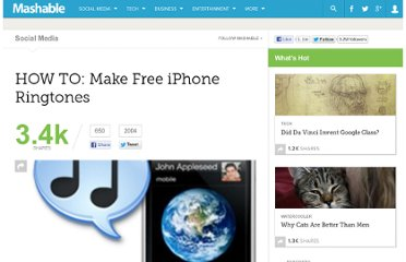 http://mashable.com/2010/08/28/how-to-make-iphone-ringtones/