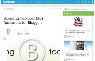 http://mashable.com/2007/06/19/blogging-toolbox/