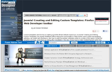 http://mediadesigner.digitalmedianet.com/article/Joomla!-Creating-and-Editing-Custom-Templates:-Firefox-Web-Developer-toolbar-809380