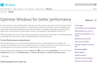http://windows.microsoft.com/en-us/windows7/optimize-windows-7-for-better-performance