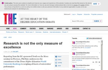 http://www.timeshighereducation.co.uk/416106.article