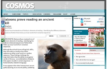 http://www.cosmosmagazine.com/news/baboons-proof-reading-ancient-skill/