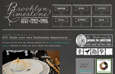 http://www.brooklynlimestone.com/2011/10/diy-make-your-own-halloween-dinnerware.html#.UVO-DtF-P0P