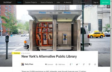 http://www.architizer.com/en_us/blog/dyn/39208/phonebooth-library-nyc/#.UVP24tF-P0M