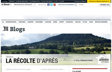 http://monde-rural.blog.lemonde.fr/2010/08/29/sinstaller-a-la-campagne-un-grand-changement-de-vie/