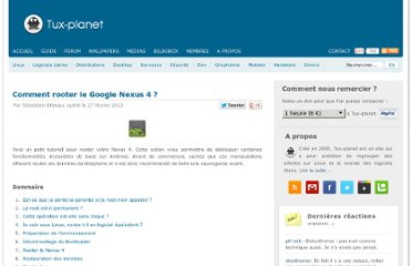 http://www.tux-planet.fr/comment-rooter-le-google-nexus-4/