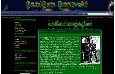 http://www.heathenharvest.com/index.php?topic=webzine
