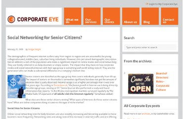 http://www.corporate-eye.com/main/social-networking-for-senior-citizens/