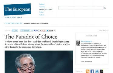 http://www.theeuropean-magazine.com/398-schwartz-barry/397-decision-making-and-economics