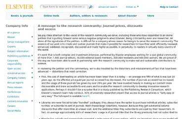 http://www.elsevier.com/about/issues-and-information/elsevieropenletter
