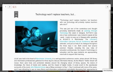 http://steve-wheeler.blogspot.com/2013/03/technology-wont-replace-teachers-but.html