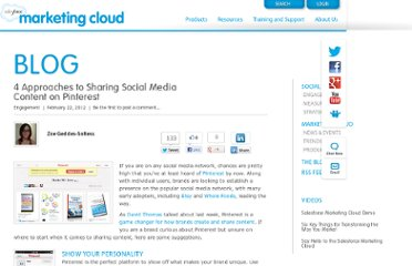 http://www.salesforcemarketingcloud.com/blog/2012/02/4-approaches-to-sharing-social-media-content-on-pinterest/