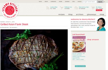 http://www.steamykitchen.com/22772-grilled-asian-flank-steak.html