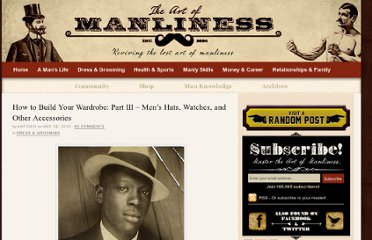 http://www.artofmanliness.com/2010/05/28/how-to-build-your-wardrobe-3/