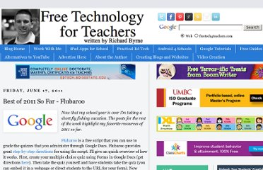http://www.freetech4teachers.com/2011/06/best-of-2011-so-far-flubaroo.html#.UVSLaNF-P0N