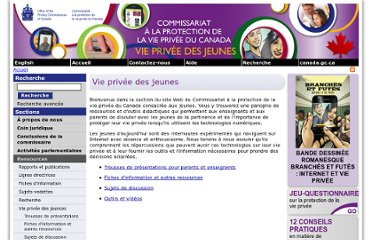 http://www.priv.gc.ca/youth-jeunes/index_f.asp