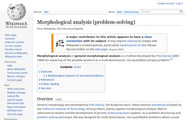 http://en.wikipedia.org/wiki/Morphological_analysis_%28problem-solving%29