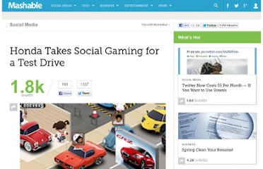 http://mashable.com/2010/08/29/honda-takes-social-gaming-for-a-test-drive/