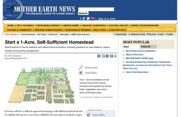 http://www.motherearthnews.com/modern-homesteading/self-sufficient-homestead-zm0z11zkon.aspx#axzz2Or2eCHos
