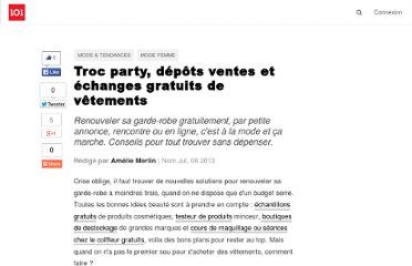 http://suite101.fr/article/troc-party-depots-ventes-et-echanges-gratuits-de-vetements-a12165#axzz2OrhPKGCH