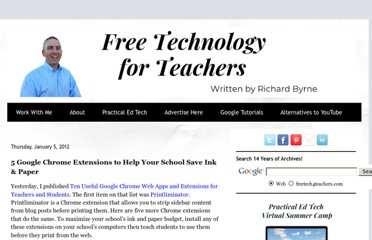 http://www.freetech4teachers.com/2012/01/5-google-chrome-extensions-to-help-your.html#.UVTvrtF-P0M
