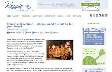 http://www.keppiecareers.com/your-visual-resume-do-you-need-a-chart-to-tell-your-story/