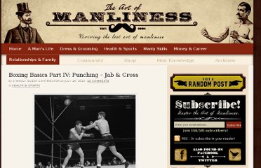 http://www.artofmanliness.com/2010/07/29/boxing-basics-part-iv-punching-jabcross/