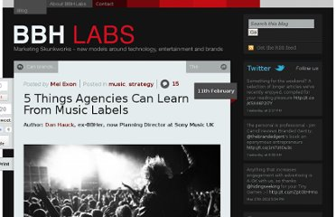 http://bbh-labs.com/5-things-agencies-can-learn-from-music-labels/