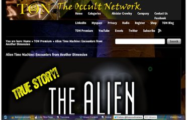http://theoccultnetwork.com/premium-videos/alien-time-machine-encounters-from-another-dimension/