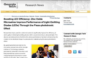 http://www.gtresearchnews.gatech.edu/zinc-oxide-led-efficiency/