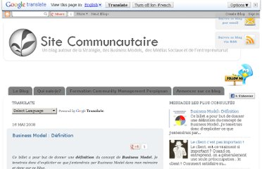 http://site-communautaire.blogspot.com/2008/05/quest-ce-quun-business-model.html