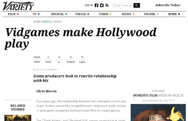 http://variety.com/2010/digital/news/vidgames-make-hollywood-play-1118019684/