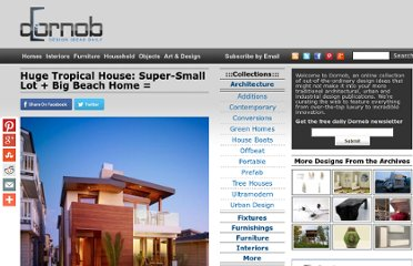 http://dornob.com/huge-tropical-house-super-small-lot-big-beach-home/#axzz2OxeKJoPh