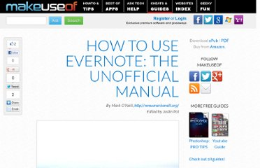 http://www.makeuseof.com/pages/how-to-use-evernote-the-missing-manual-full-text