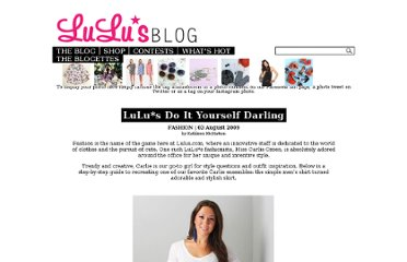 http://blog.lulus.com/fashion/lulu-s-do-it-yourself-darling/
