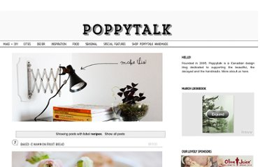http://www.poppytalk.com/search/label/recipes