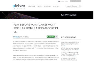 http://www.nielsen.com/us/en/newswire/2011/games-most-popular-mobile-app-category.html
